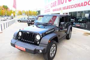 Jeep Wrangler Unlimited 3.6 Rubicon 	Tot Terreny, 5 	T5 	3604ccm 	209/284cv   - Foto 2