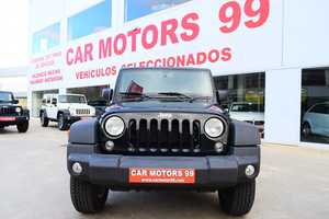 Jeep Wrangler Unlimited 3.6 Rubicon 	Tot Terreny, 5 	T5 	3604ccm 	209/284cv   - Foto 3