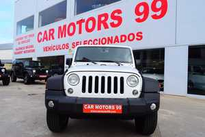 Jeep Wrangler Unlimited 3.6 Rubicon Tot Terreny, 5 	T5 	3604ccm 	209/284cv IVA DEDUCIBLE PARA EMPRESAS  - Foto 3