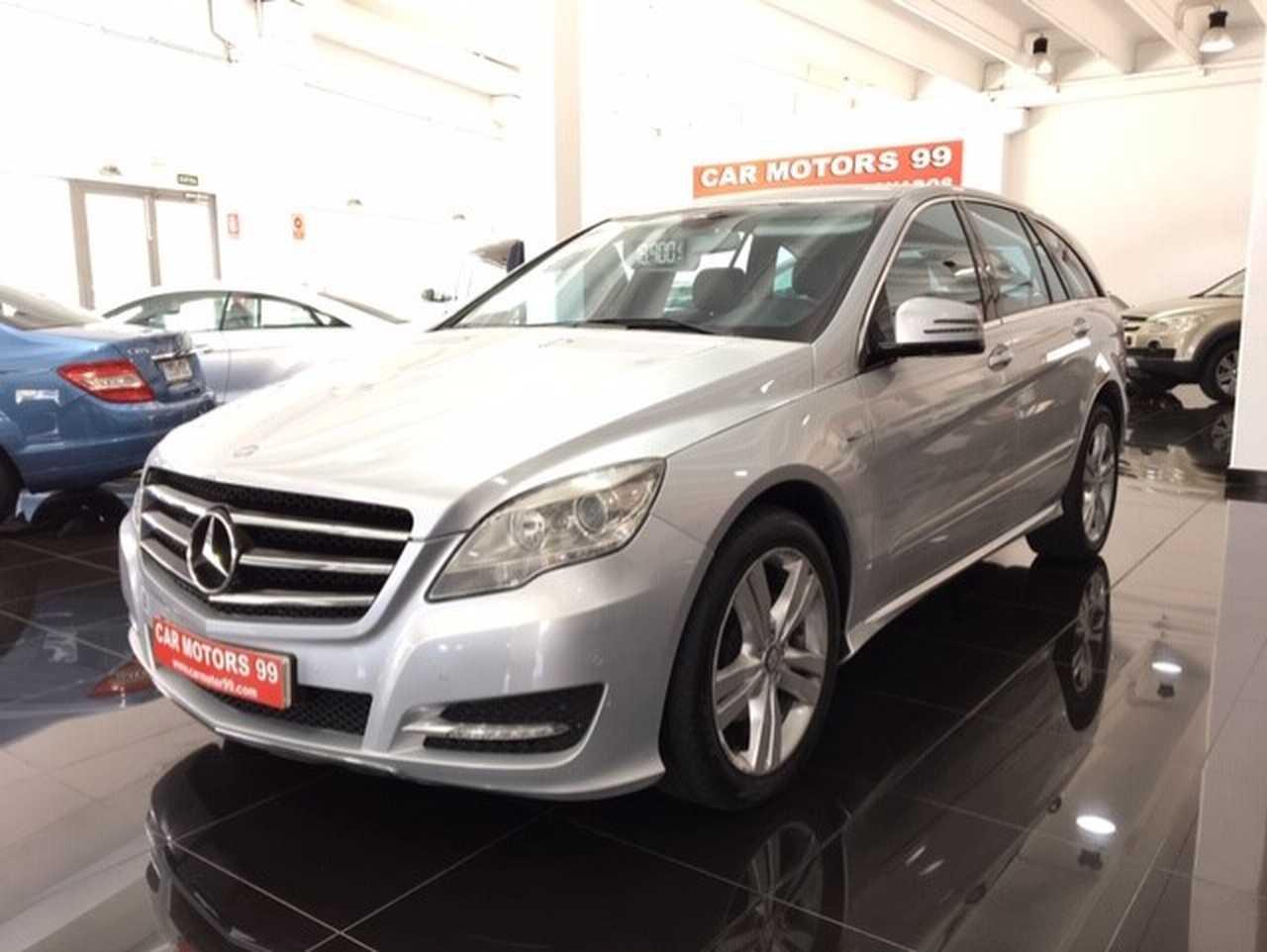 Mercedes Clase R R 300 CDI BE 7pl. Aut. IVA DEDUCIBLE   - Foto 1