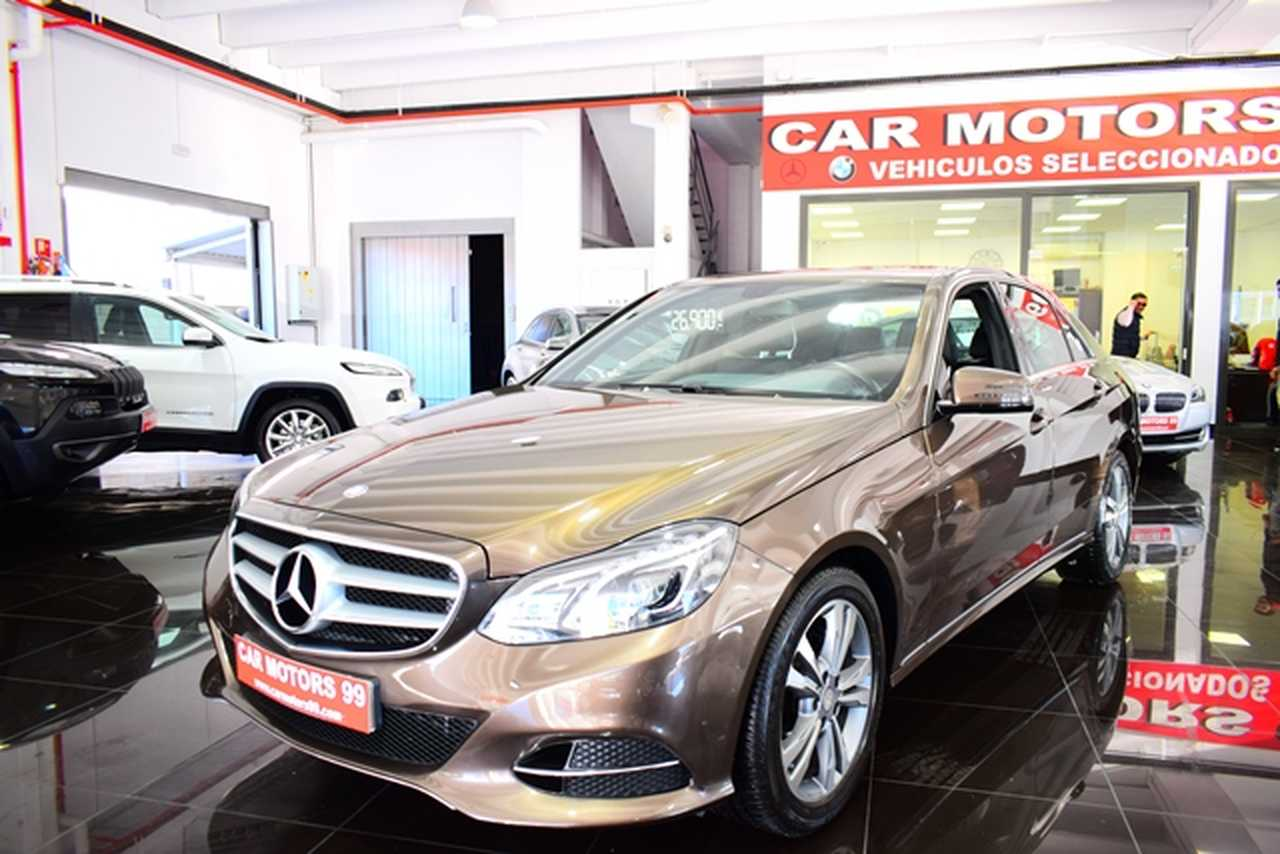 Mercedes Clase E 350 Avantgarde 7G Plus (4.75 	Berlina, 4 	T7 	3498ccm 	225/306 IVA DEDUCIBLE PARA EMPRESAS  - Foto 1