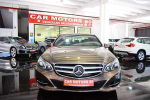 Mercedes Clase E 350 Avantgarde 7G Plus (4.75 	Berlina, 4 	T7 	3498ccm 	225/306 IVA DEDUCIBLE PARA EMPRESAS  - Foto 3