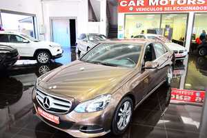 Mercedes Clase E 350 Avantgarde 7G Plus (4.75 	Berlina, 4 	T7 	3498ccm 	225/306 IVA DEDUCIBLE PARA EMPRESAS  - Foto 2