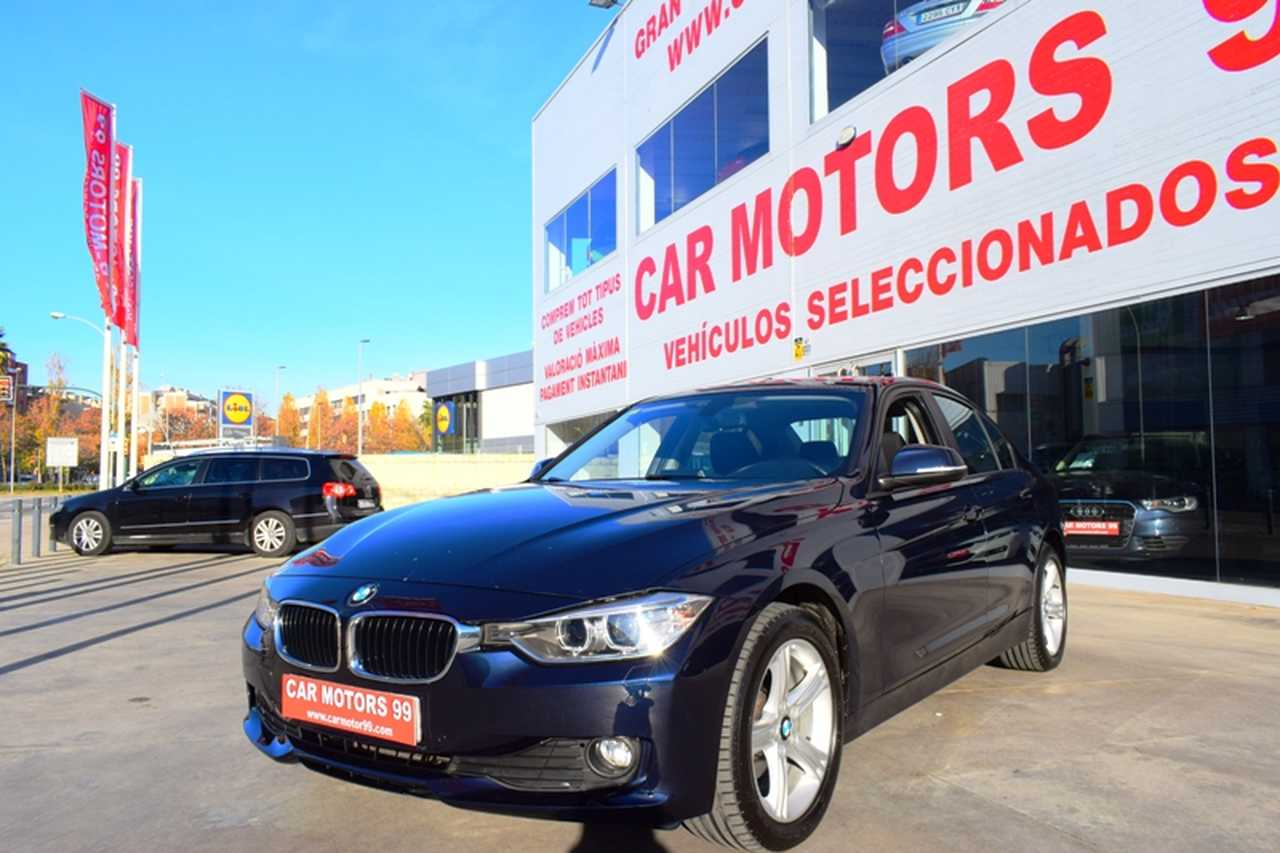 BMW Serie 3 316 Serie 3 F30 Diesel NACIONAL-LIBRO REVISIONES  - Foto 1