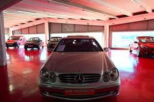 Mercedes 320 CLK 320 AVANTGARDE AUT NACIONAL-FULL EQUIP-LIBRO REVISIONES  - Foto 3