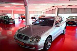 Mercedes 320 CLK 320 AVANTGARDE AUT NACIONAL-FULL EQUIP-LIBRO REVISIONES  - Foto 2