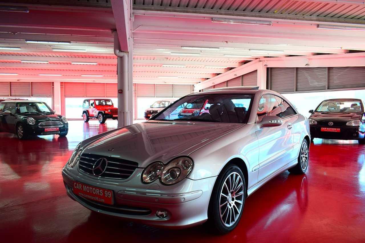 Mercedes 320 CLK 320 AVANTGARDE AUT NACIONAL-FULL EQUIP-LIBRO REVISIONES  - Foto 1
