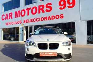 BMW X1 X1 sDrive 18d Essential Edition NACIONAL-LIBRO REVISIONES  - Foto 3