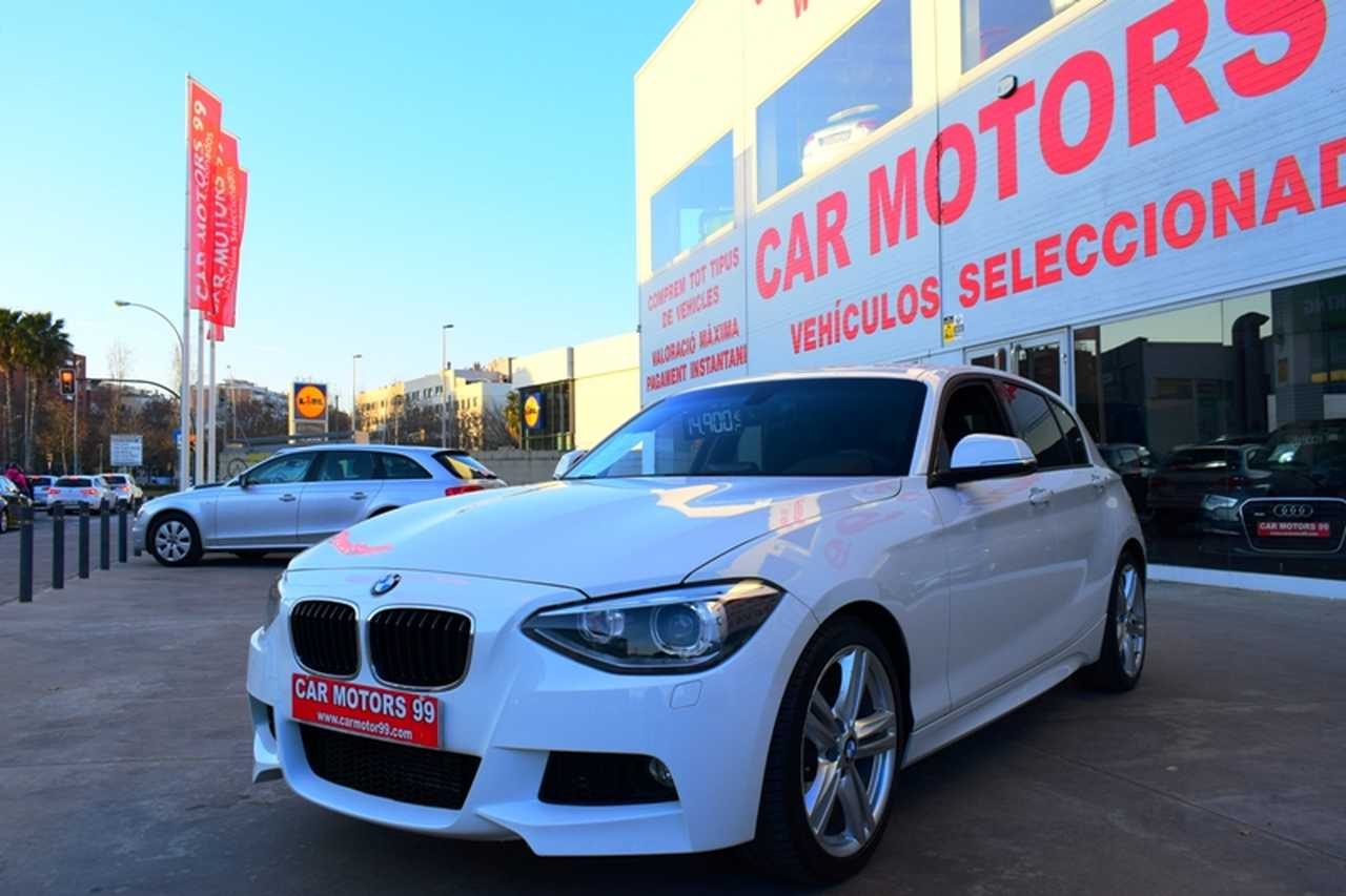 BMW Serie 1 118 Serie 1 F20 5p. Diesel PAQUETE M NACIONAL-LIBRO REVISIONES  - Foto 1