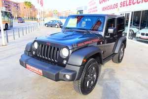 Jeep Wrangler 2.8CRD Rubicon Recon Tot Terreny, 3 T5 2776ccm 147/200CV   - Foto 2
