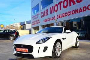 Jaguar F-Type Convertible 3.0 V6 Aut. Cabrio, 2 T8 2995ccm 250/340cv   - Foto 2