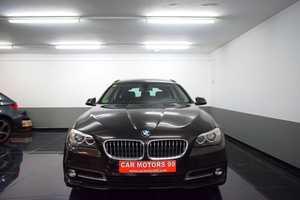 BMW Serie 5 520d Touring 184CV IVA DEDUCIBLE PARA EMPRESAS  - Foto 2