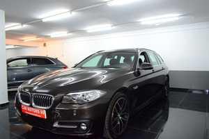 BMW Serie 5 520d Touring 184CV IVA DEDUCIBLE PARA EMPRESAS  - Foto 3