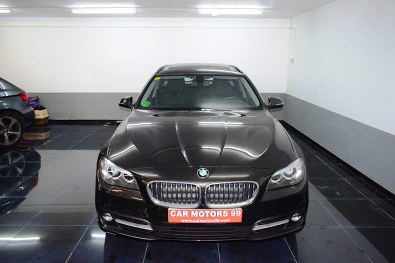 BMW Serie 5 520d Touring 184CV IVA DEDUCIBLE PARA EMPRESAS  - Foto 1