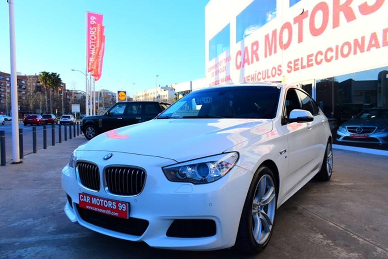 BMW Serie 5 Gran Turismo 535dA Gran Turismo xDrive 313CV PAQUETE DEPORTIVO M - IVA DEDUCIBLE  - Foto 1