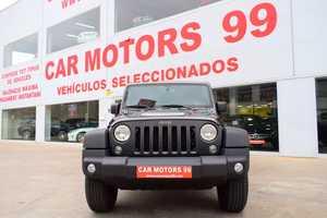 Jeep Wrangler Unlimited 3.6 Rubicon Tot Terreny, 5 T5 3604ccm 209/284CV IVA DEDUCIBLE PARA EMPRESAS  - Foto 3