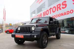 Jeep Wrangler Unlimited 3.6 Rubicon Tot Terreny, 5 T5 3604ccm 209/284CV IVA DEDUCIBLE PARA EMPRESAS  - Foto 2
