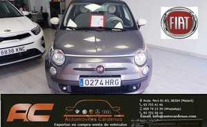 Fiat 500 1.2 69CV LOUNGE 2013 TECHO PANAORAMICO-USB-CONTROL DE VOZ  - Foto 2