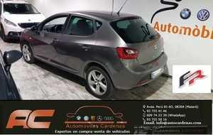 Seat Ibiza 1.4 TDI 105CV FR CLIMA-USB-16