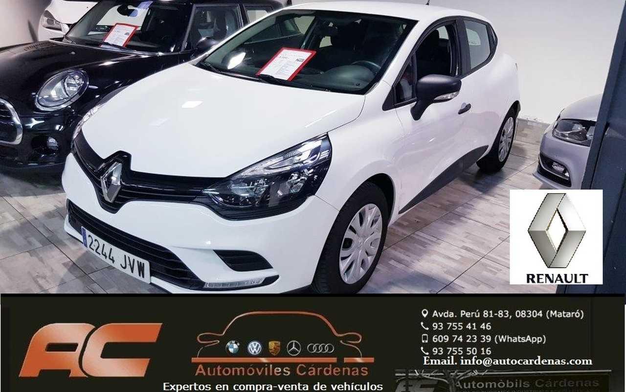 Renault Clio 1.2 75CV LIFE 5 PUERTAS USB-TEL-VOLANTE MULTIFUNCION  - Foto 1