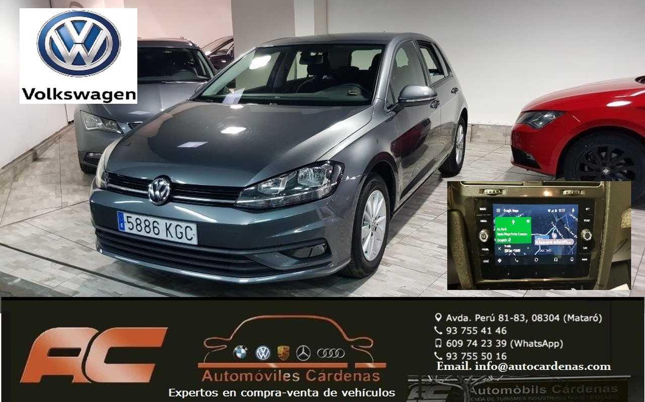 Volkswagen Golf 1.0 TSI 110CV BUSIINES NAVI APP CONNECT-FULL LINK-CLIMA-LLANTAS-DOBLE USB-TEL  - Foto 1