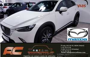 Mazda CX-3 2.0 SKYACTIV GE Luxury 2WD AT 5p NAVEGADOR GPS-CAMARA-HEAD UP DISPLAY  - Foto 2