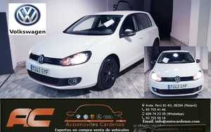 Volkswagen Golf 1.6 TDI 105CV BLUEMOTION CLIMA-LLANTAS NEGRAS-USB-BLUETOOTH  - Foto 2