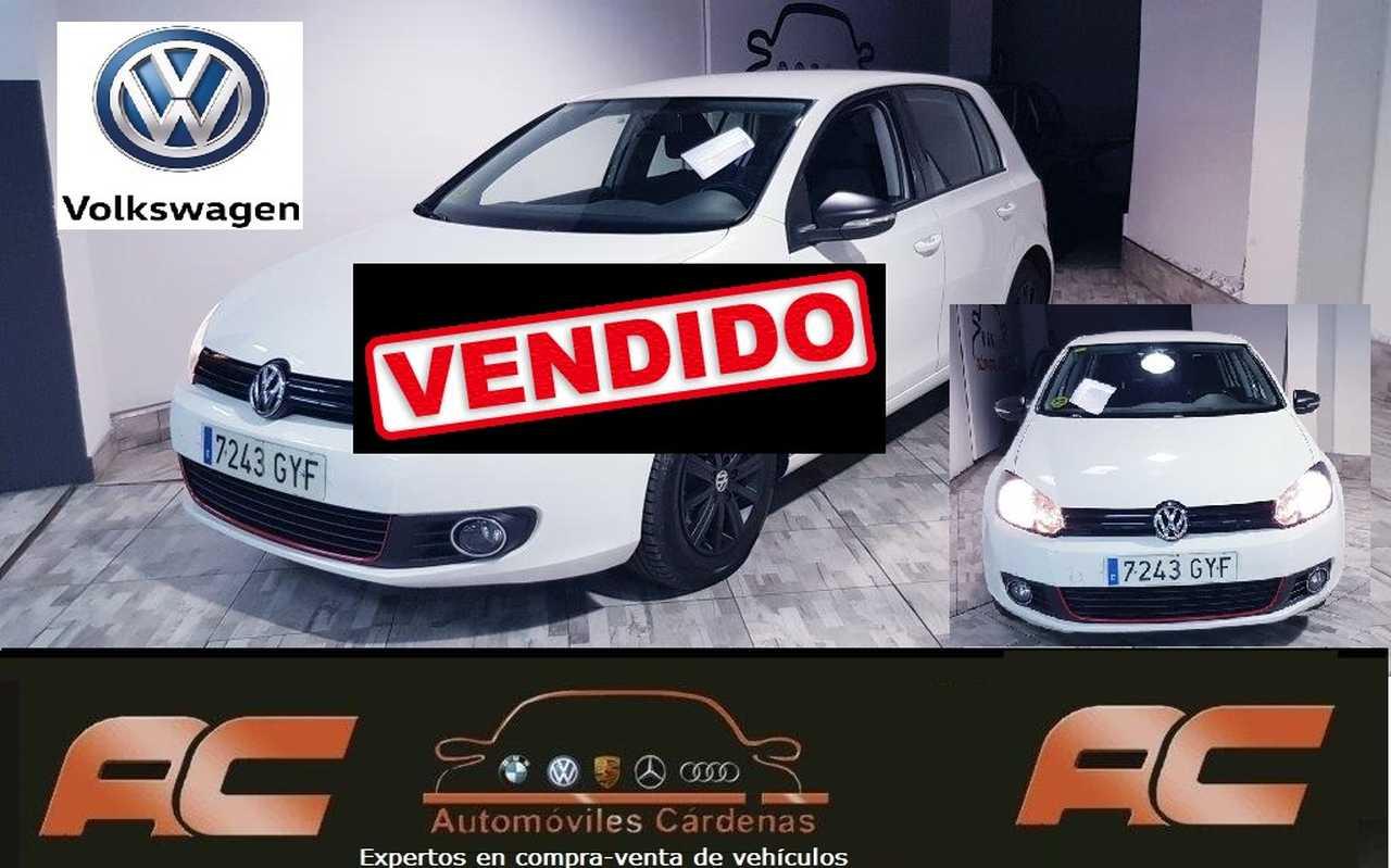 Volkswagen Golf 1.6 TDI 105CV BLUEMOTION CLIMA-LLANTAS NEGRAS-USB-BLUETOOTH  - Foto 1
