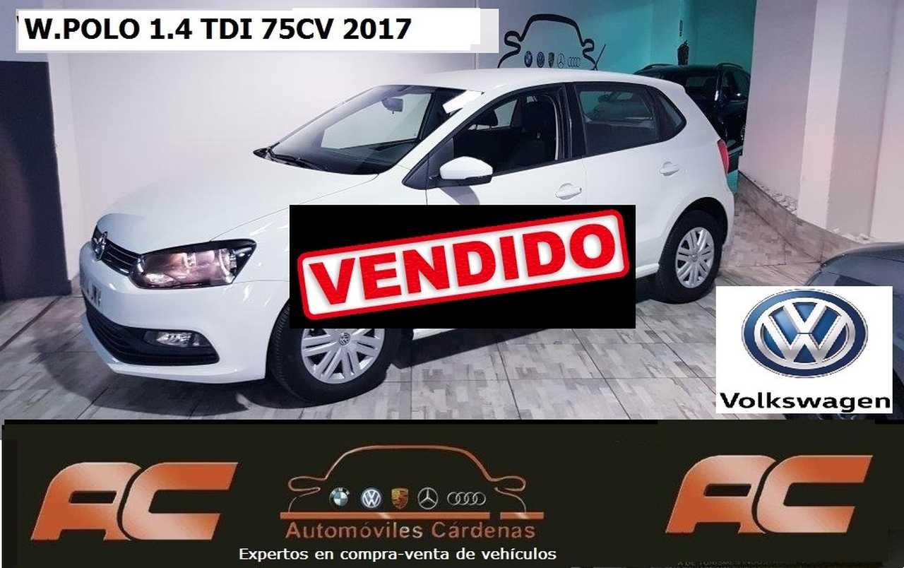 Volkswagen Polo 1.4 TDI 75CV BLUEMOTION EDITION USB-BLUETOOTH-SENSORES APARCAMIENTO T  - Foto 1