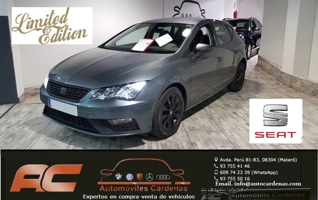 Seat Leon 1.2 TSI 110CV STYLE LIMITED EDTION VERSION LIMITED EDITION-LLANTAS NEGRAS  - Foto 1