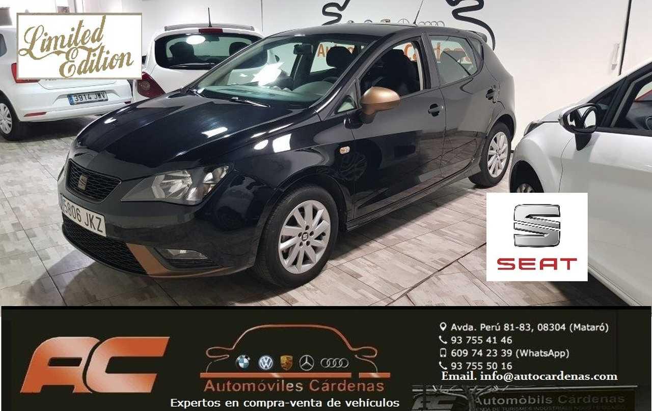 Seat Ibiza 1.0 ECO TSI REFERENCE PLUS GOLD EDITION LLANTAS-USB-BLUETOOTH-DECORACION GOLD  - Foto 1