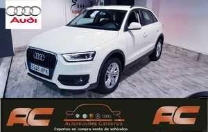 Audi Q3 2.0 TDI 140CV AMBITION XENON-SENSORES APARCAMIENTO-USB-TEL-27.200 KMS  - Foto 2