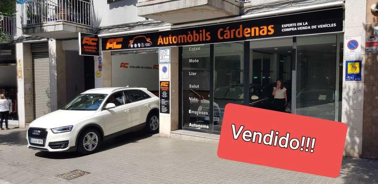 Audi Q3 2.0 TDI 140CV AMBITION XENON-SENSORES APARCAMIENTO-USB-TEL-27.200 KMS  - Foto 1