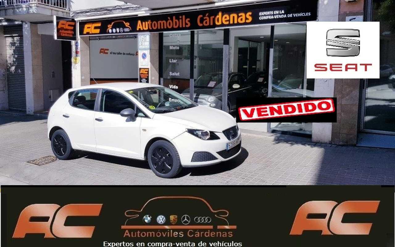 Seat Ibiza 1.2 TDI 75CV REFERENCE AIRE ACONCIONADO-D.ASISTIDA-ELEV ELEC  - Foto 1