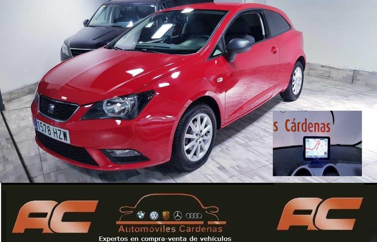 Seat Ibiza 1.2 TSI SC ITECH 30 ANIVERSARIO NAVEGADOR GPS TACTIL-BLUETOOTH-LLANTAS  - Foto 1