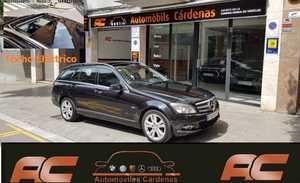 Mercedes Clase C Estate 250CDI ELEGANCE AUTOMATICO TECHO PANORAMICO-MIXTO PIEL TELA-BLUETOOTH  - Foto 2