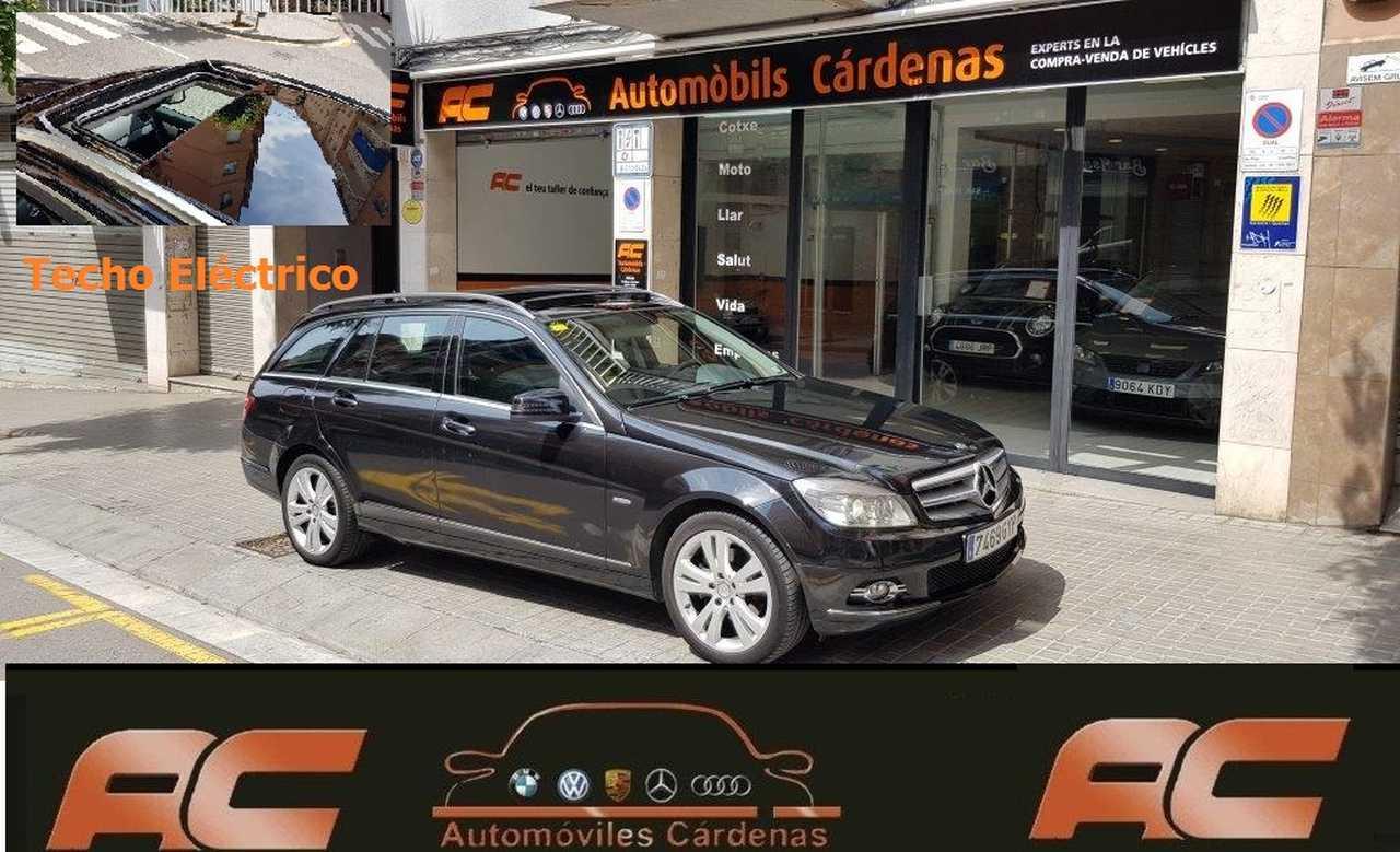 Mercedes Clase C Estate 250CDI ELEGANCE AUTOMATICO TECHO PANORAMICO-MIXTO PIEL TELA-BLUETOOTH  - Foto 1