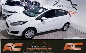 Ford Fiesta 1.25 TDCI 75CV TREND SENSORES APARC TRASEROS-USB-TEL  - Foto 3