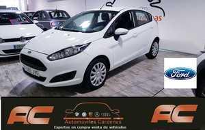 Ford Fiesta 1.25 TDCI 75CV TREND SENSORES APARC TRASEROS-USB-TEL  - Foto 2