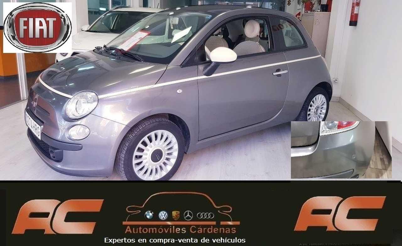 Fiat 500 1.2 69CV LOUNGE 2013 TECHO-LLANTAS-USB-DECORACION EXCLUSIVA  - Foto 1