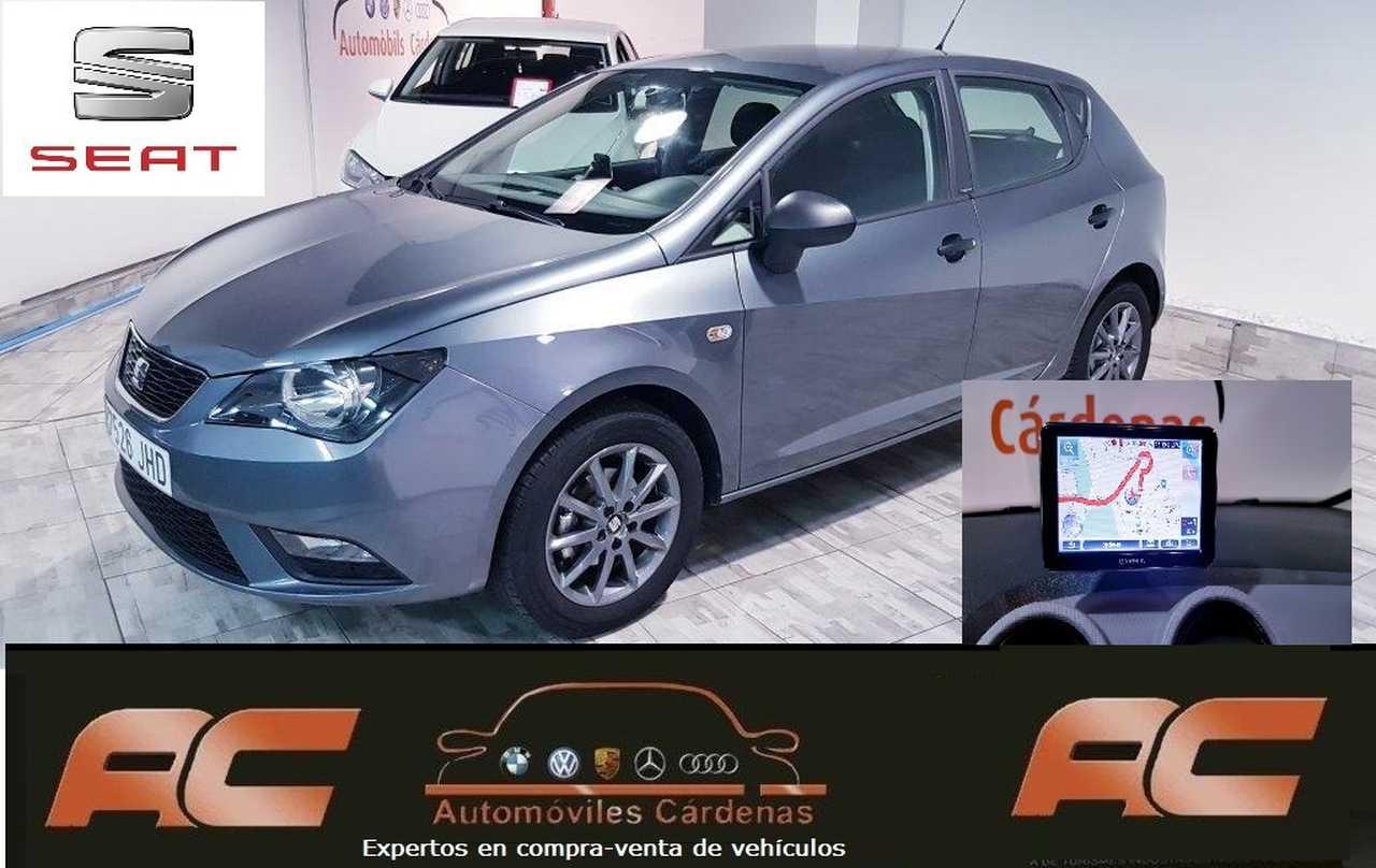 Seat Ibiza 1.2 TSI  ITECH 30 ANIVERSARIO NAVEGADOR GPS TACTIL-BLUETOOTH-LLANTAS  - Foto 1