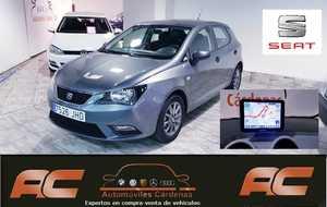 Seat Ibiza 1.2 TSI  ITECH 30 ANIVERSARIO NAVEGADOR GPS TACTIL-BLUETOOTH-LLANTAS  - Foto 2