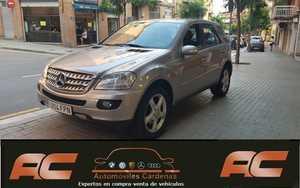 Mercedes Clase M 280 CDI 4 MATIC SUSPENSION NEUMATICA-TECHO -PACK SPORT-19