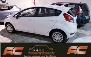 Ford Fiesta 1.5 TDCI 75CV TREND SENSORES APARC TRASEROS-USB-TEL  - Foto 3