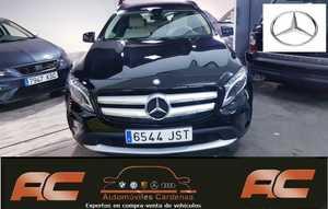 Mercedes GLA 200 CDI STYLE BI-XENON-PDC TRASERO-TAPICERIA CUERO TELA BEIGE  - Foto 2