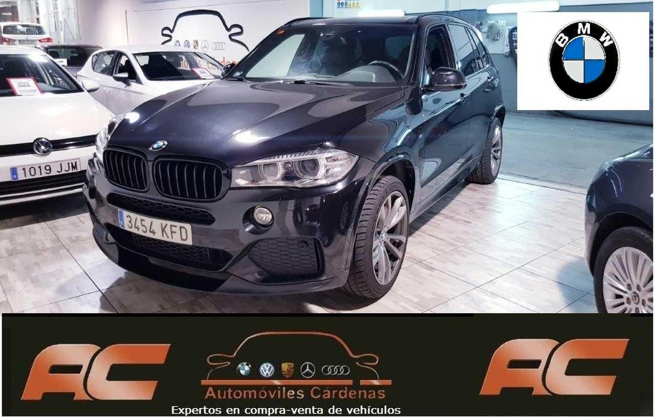BMW X5 XDRIVE 4.0D FULL EQUIPE  - Foto 1