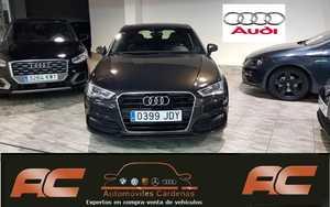 Audi A3 Sportback 2.0 TDI 150CV CLEAN 150CV S-TRONIC S-LINE INTERIOR Y EXTERIOR LLANTA 18 ROTOR  - Foto 3