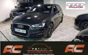 Audi A3 Sportback 2.0 TDI 150CV CLEAN 150CV S-TRONIC S-LINE INTERIOR Y EXTERIOR LLANTA 18 ROTOR  - Foto 2