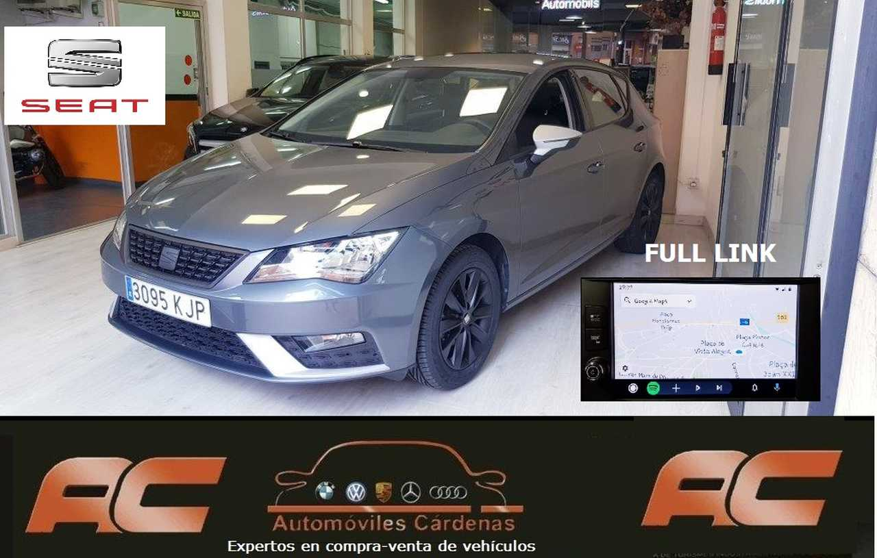 Seat Leon 1.2 TSI 110CV STYLE LIMITED EDTION PANTALLA FULL LINK VERSION LIMITED EDITION-LLANTAS NEGRAS  - Foto 1