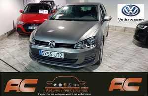 Volkswagen Golf 1.6 TDI 110CV ADVACED BLUEMOTION NAVEGADOR GPS-SENSOR LUCES Y LLUVIA PDC DEL Y TRASERO  - Foto 2